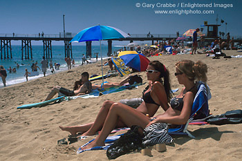 girls in orange county beach bitches