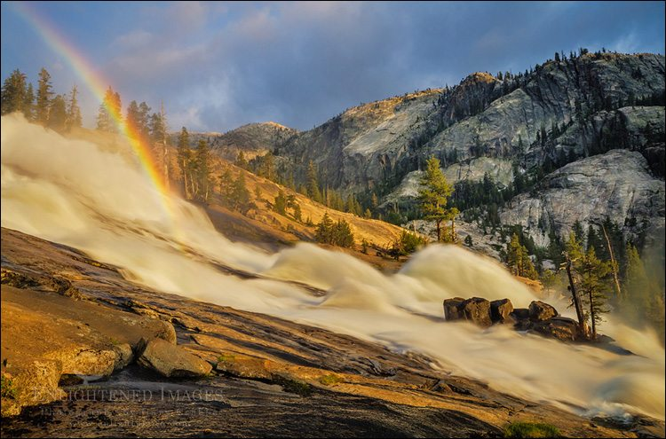 Two of the best hikes in Yosemite; Part One: Following the Tuolumne River